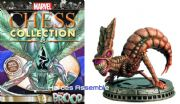 Marvel Chess Collection #45 Brood Eaglemoss Publications
